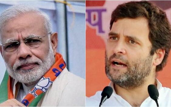Rahul gandhi takes on Modi Government